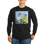 Earthday Weeding Long Sleeve Dark T-Shirt