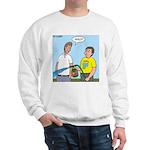 Earthday Weeding Sweatshirt