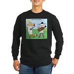 Domino Republic Long Sleeve Dark T-Shirt
