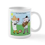 Domino Republic Mug