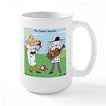 Domino Republic Large Mug