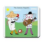 Domino Republic Mousepad