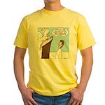Generic Heaven Yellow T-Shirt