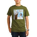Generic Heaven Organic Men's T-Shirt (dark)