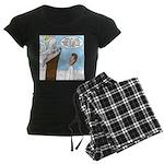 Generic Heaven Women's Dark Pajamas