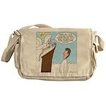 Generic Heaven Messenger Bag