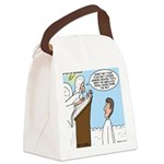 Generic Heaven Canvas Lunch Bag