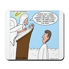 Generic Heaven Mousepad