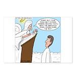 Generic Heaven Postcards (Package of 8)