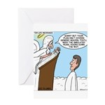 Generic Heaven Greeting Card