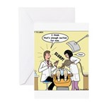 Dentist Suction Greeting Cards (Pk of 20)
