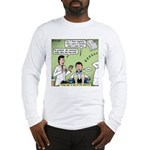 Dentists and Flossing Long Sleeve T-Shirt