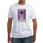 House Plant of Damocles Fitted T-Shirt