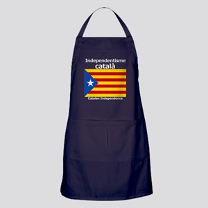 Catalan Independence Apron (dark)