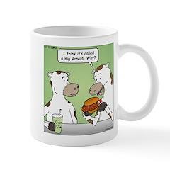 Cow Fast Food Mug