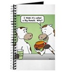 Cow Fast Food Journal