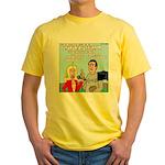 Coach Interview Yellow T-Shirt