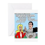 Coach Interview Greeting Cards (Pk of 10)