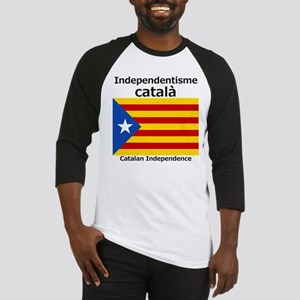 Catalan Independence (F and B) Baseball Jersey