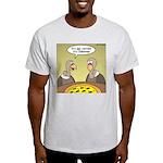 Buzzard Pizza Light T-Shirt