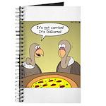 Buzzard Pizza Journal