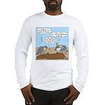 Buzzard Carry-In Dinner Long Sleeve T-Shirt