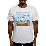 Buzzard Carry-In Dinner Light T-Shirt
