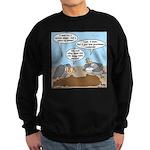 Buzzard Carry-In Dinner Sweatshirt (dark)