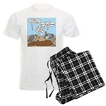 Buzzard Carry-In Dinner Men's Light Pajamas