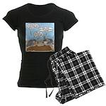Buzzard Carry-In Dinner Women's Dark Pajamas