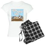 Buzzard Carry-In Dinner Women's Light Pajamas