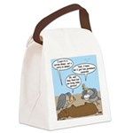 Buzzard Carry-In Dinner Canvas Lunch Bag