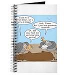 Buzzard Carry-In Dinner Journal