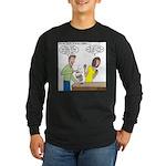 Bucket of Meat Long Sleeve Dark T-Shirt