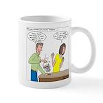 Bucket of Meat Mug