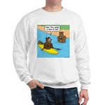 Bear Kayaking Sweatshirt