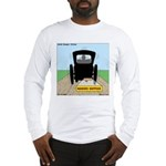 Amish Bumper Sticker Long Sleeve T-Shirt