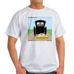 Amish Bumper Sticker Light T-Shirt