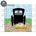 Amish Bumper Sticker Puzzle
