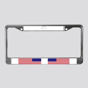 Voyager 1 License Plate Frame