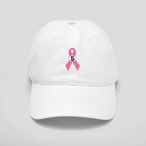 Breast Cancer 5 Year Survivor Cap