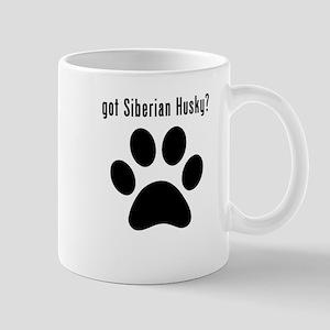 got Siberian Husky? Mugs