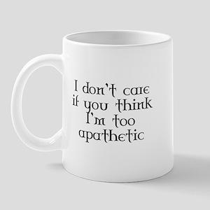 Apathetic Mug
