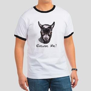 Pygmy Goat Excuse me? Ringer T