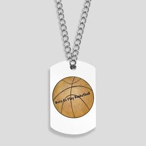 Basketball Dog Tags