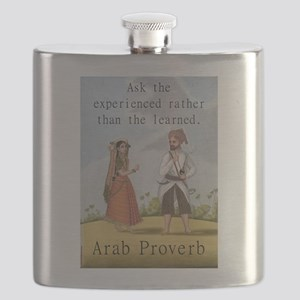 Ask The Experienced - Arab Flask