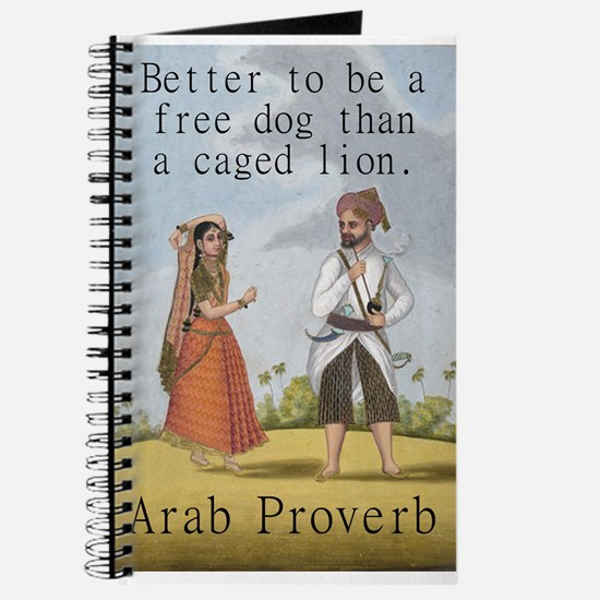 Better To Be A Free Dog - Arab Journal