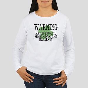 Shenanigans Malarkey Long Sleeve T-Shirt