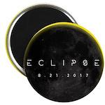 Solar Eclipse 2017 Magnet Magnets
