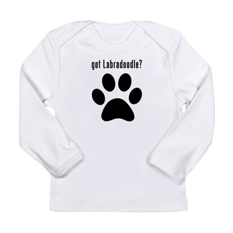 got Labradoodle? Long Sleeve T-Shirt